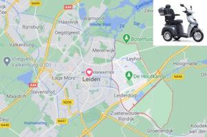 scootmobiel kopen Leiderdorp Zoeterwoude