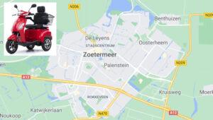 scootmobiel kopen zoetermeer